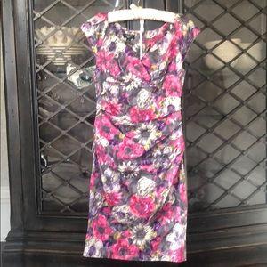 Suzi Chin floral dress